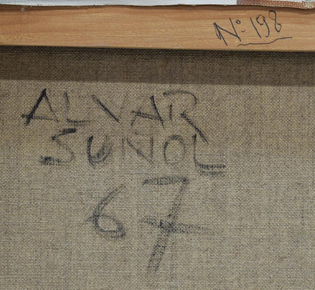 ALVAR MUNOZ-RAMOS(SPAIN, B. 1935) STILL LIFE - 6