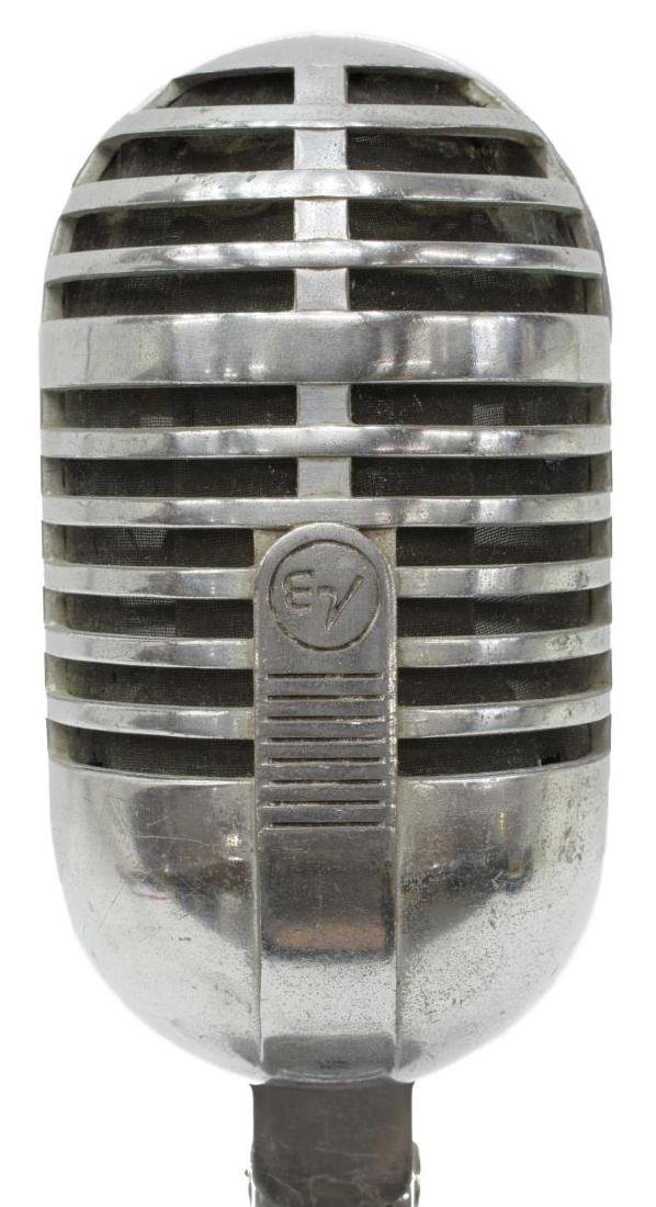 ELECTRO-VOICE 'CARDYNE I' 726 MICROPHONE ON STAND - 2