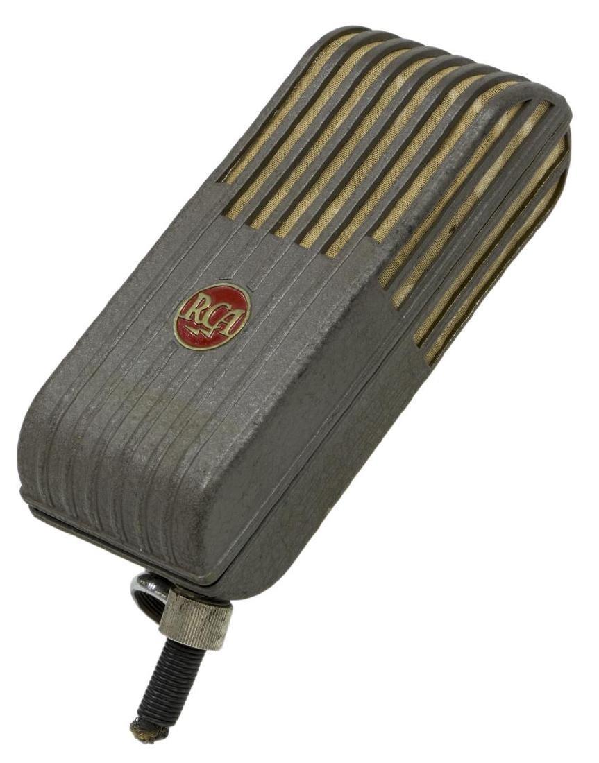 VINTAGE RCA MI-6203 RIBBON MICROPHONE
