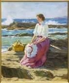 GREGORY F HARRIS B 1953 LIFE OF THE SEA