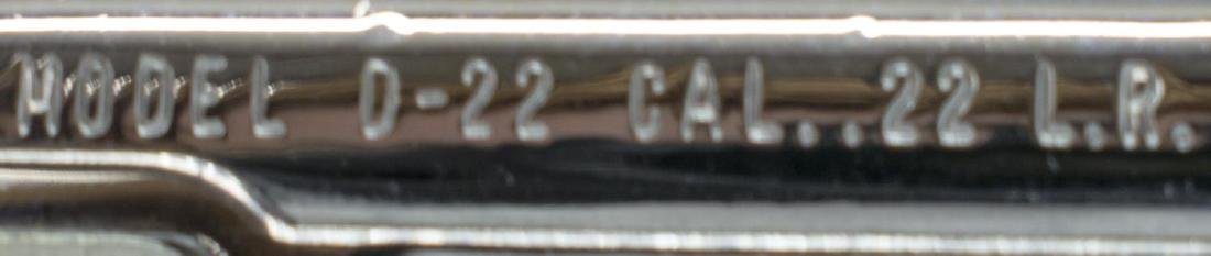 DAVIS .22LR OVER & UNDER DERRINGER PISTOL - 6