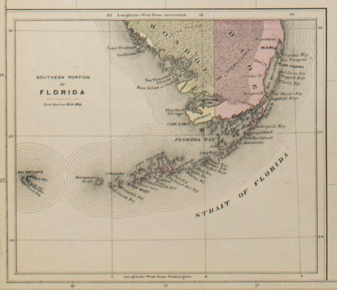 "MAPS, MITCHELL ""PLAN OF NEW ORLEANS"", ARKANSAS - 5"