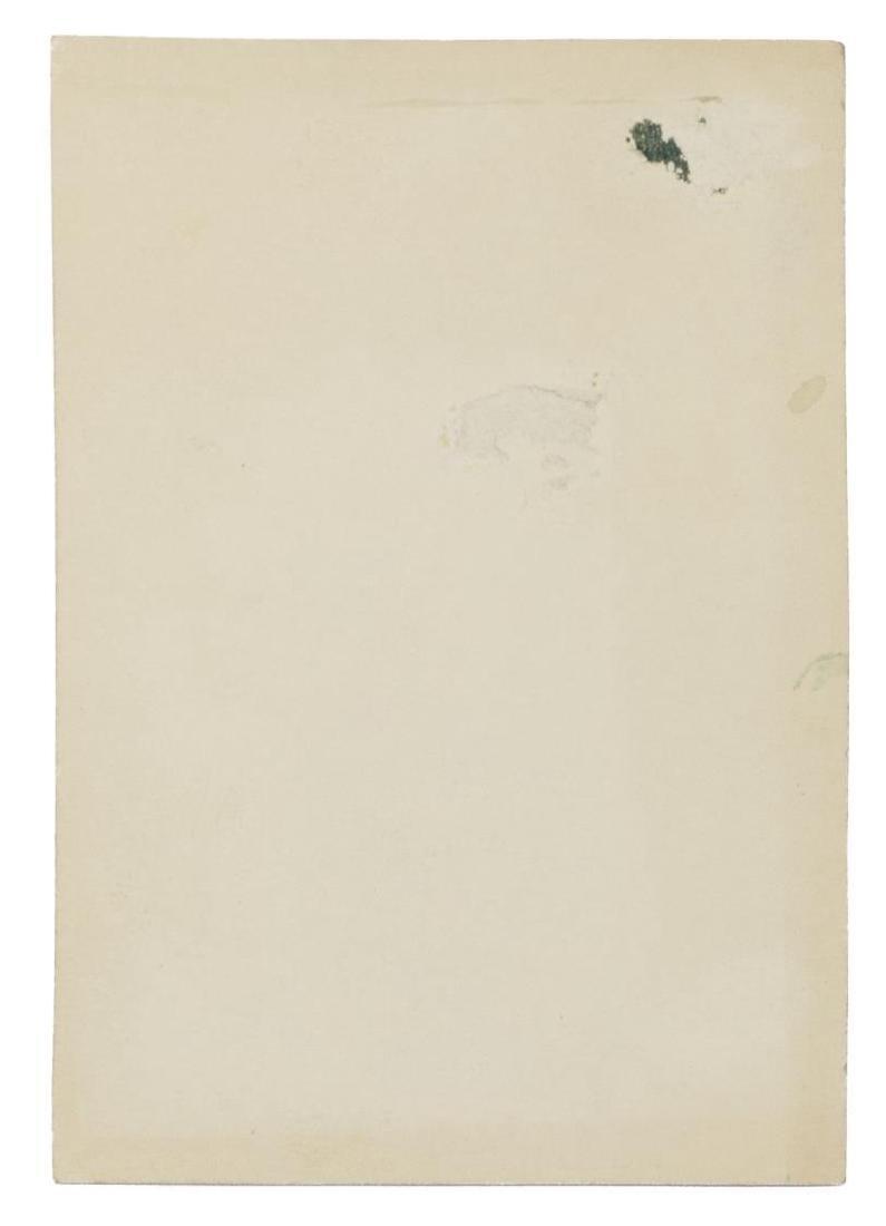 JOHN J. DULL (1859-1949) PHILADELPHIA WATERCOLOR - 4