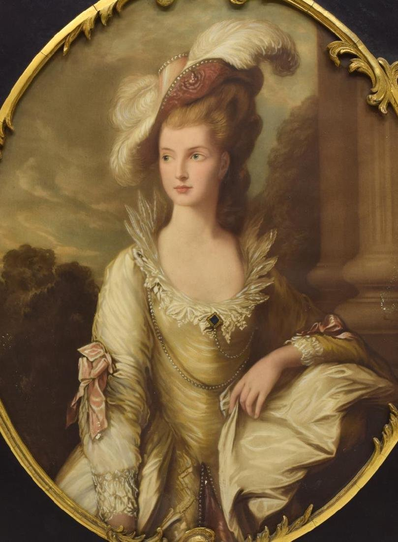 FRAMED PRINT AFTER THOMAS GAINSBOROUGH (1727-1788) - 2