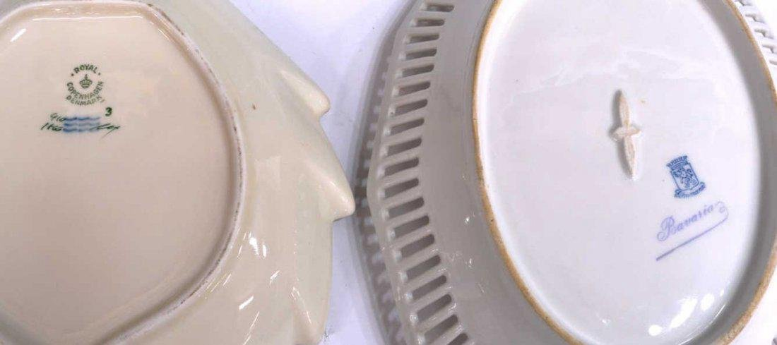 (9) GERMAN, ENGLISH & OTHER PORCELAIN TABLEWARE - 5