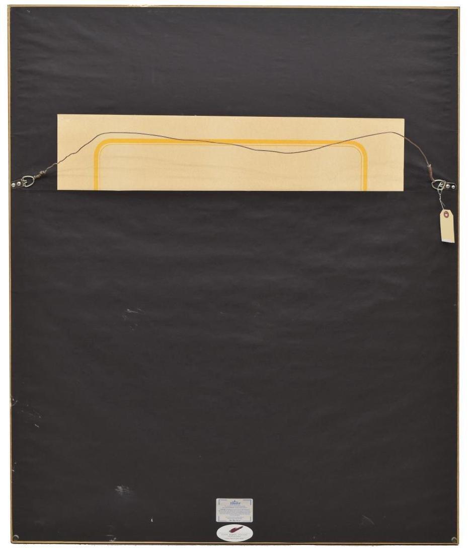 GUY COHELEACH (B.1933) FRAMED 'WILD TURKEYS' PRINT - 6
