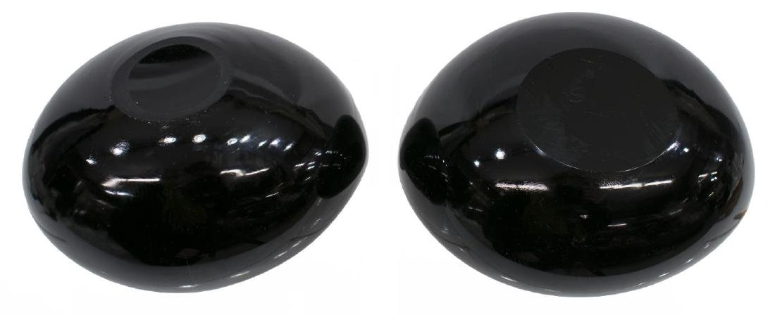 (2) MURANO MID-CENTURY MODERN CASED GLASS BOWLS - 3