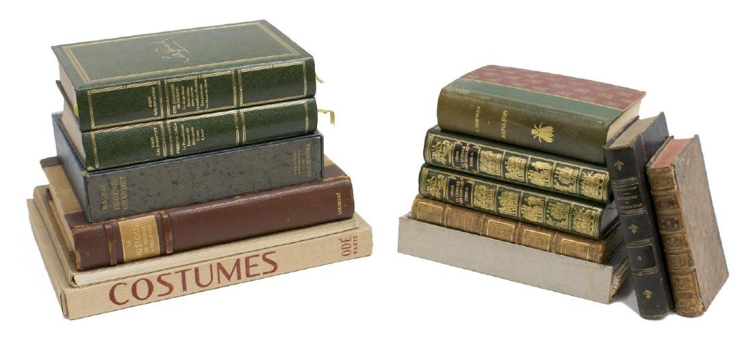 (13) FRENCH LIMITED EDITION FOLIO BOOKS, ETC.