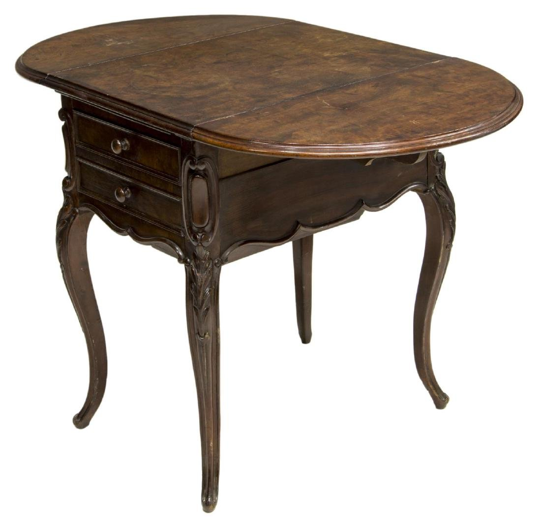FRENCH COUNTRY PROVINCIAL OCCASIONAL TABLE - 2