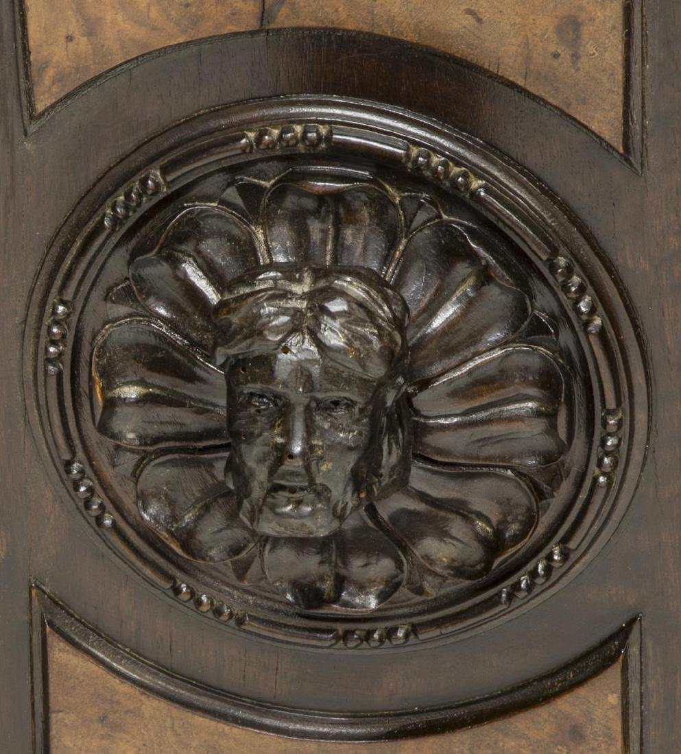 (2) ITALIAN RENAISSANCE REVIVAL CARVED CABINETS - 3