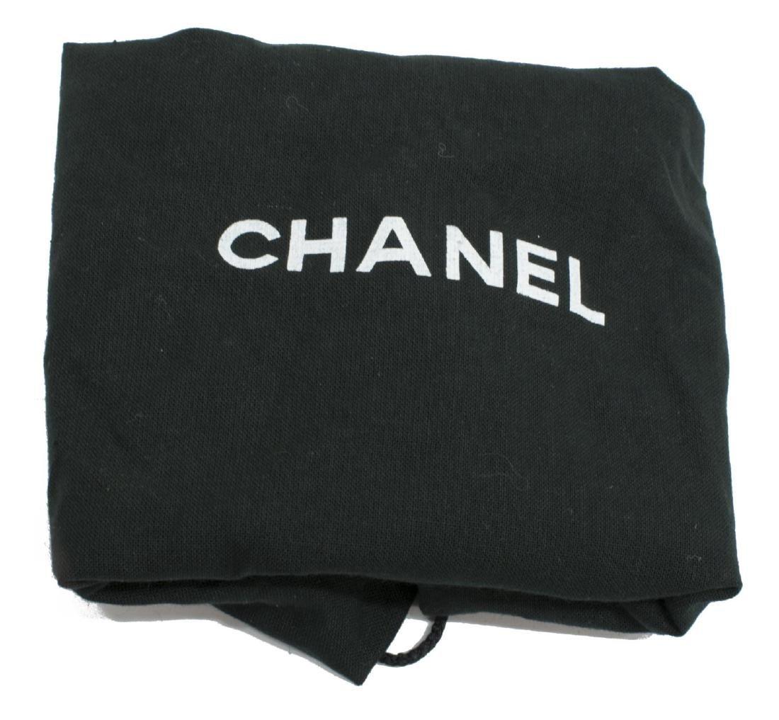 CHANEL CLASSIC 'MEDIUM DOUBLE FLAP' HANDBAG - 4
