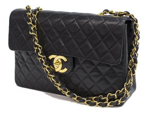 819db8dfc6 VINTAGE CHANEL CLASSIC JUMBO MAXI FLAP BAG. placeholder. See Sold Price
