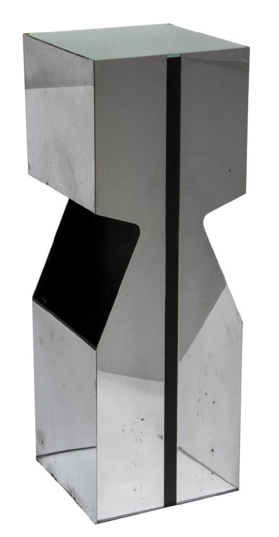 NEAL SMALL FOR KOVACS FLOOR LAMP/MAGAZINE HOLDER