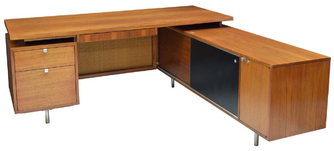 GEORGE NELSON HERMAN MILLER EXECUTIVE DESK