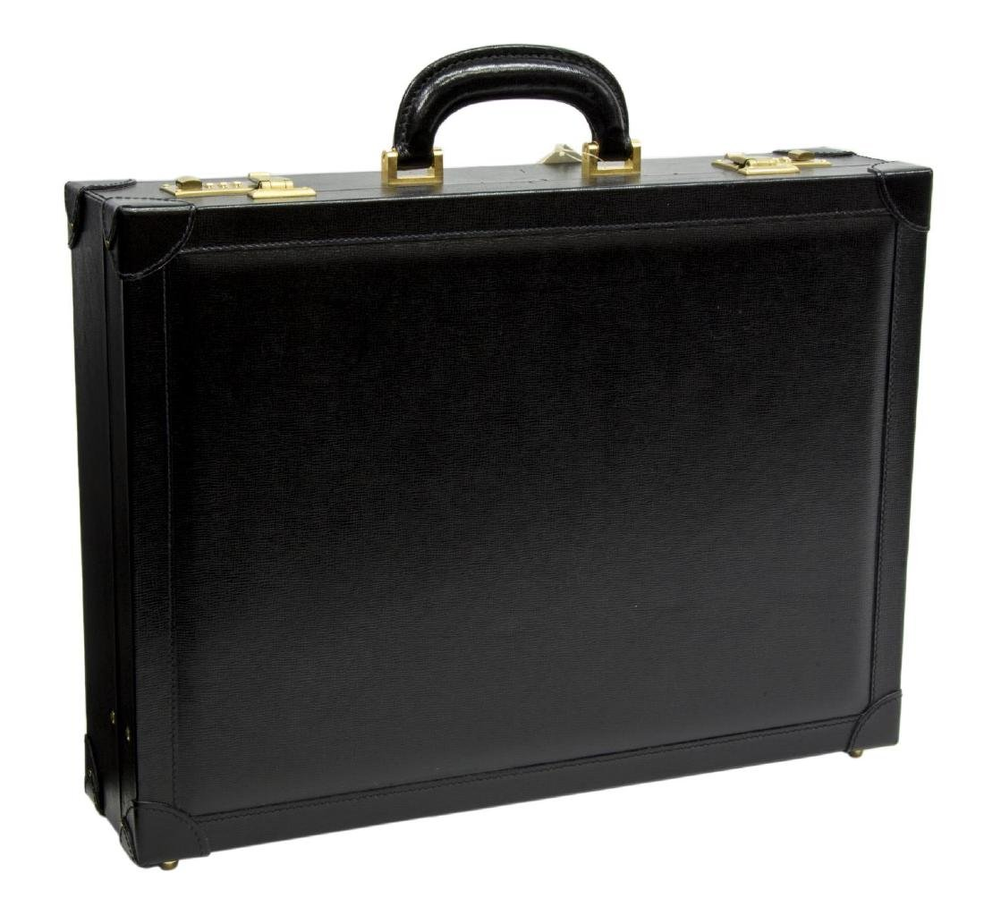 GENT'S MARK CROSS LEATHER ATTACHE/ BRIEFCASE
