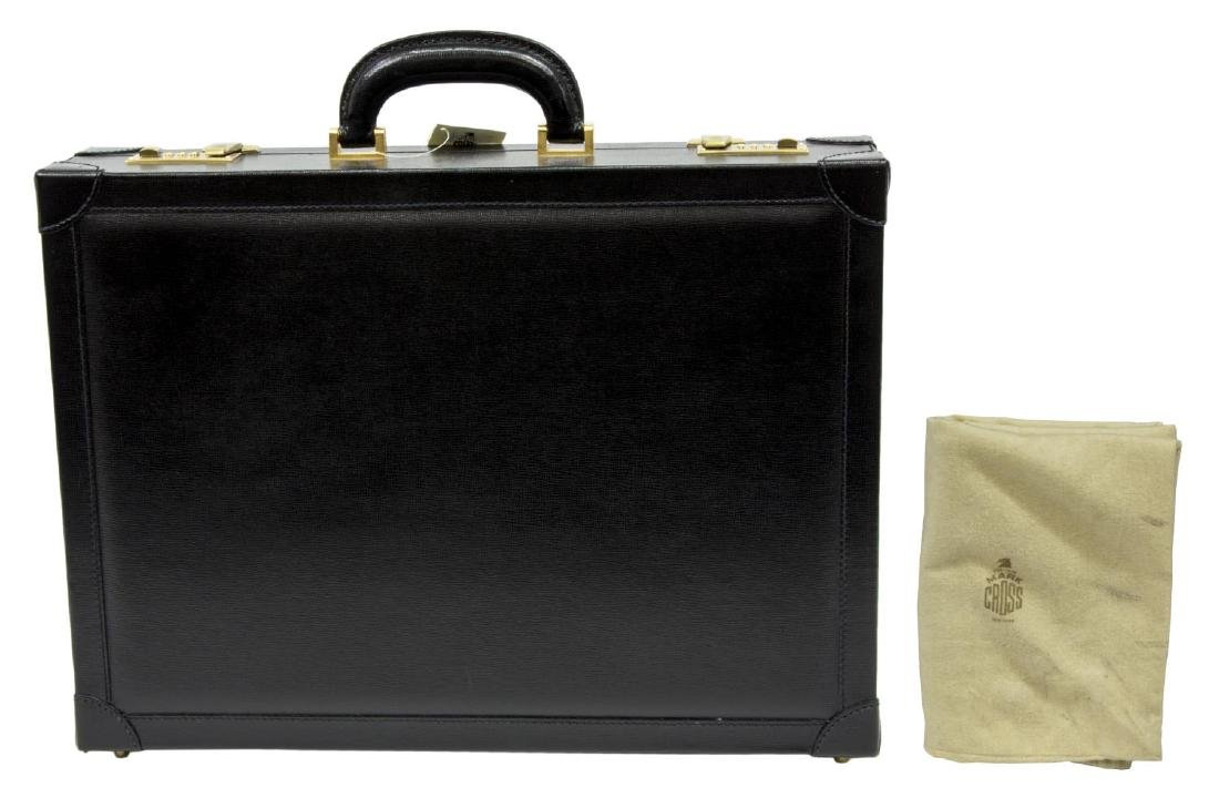 GENT'S MARK CROSS LEATHER ATTACHE/ BRIEFCASE - 2