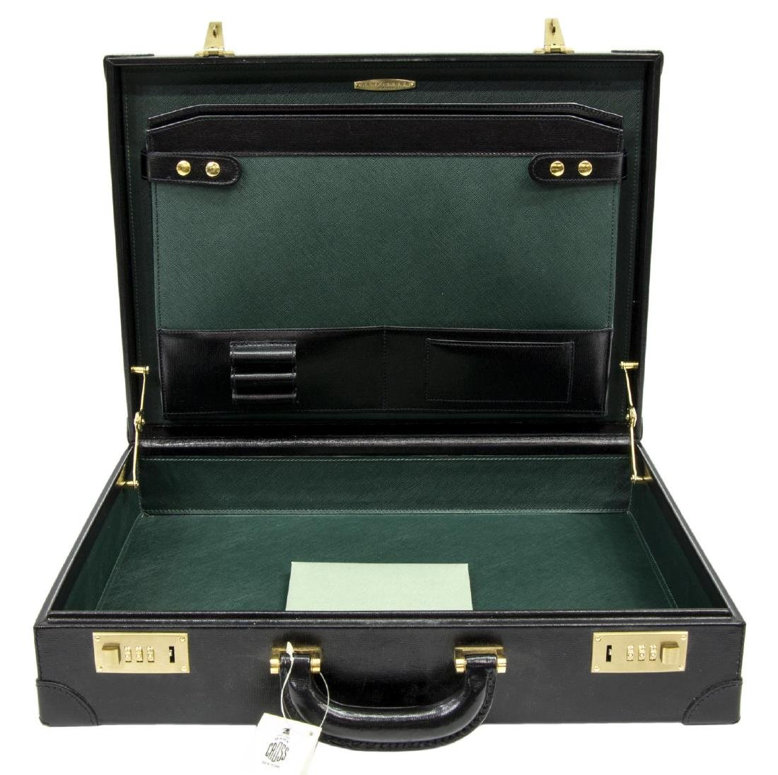 GENT'S MARK CROSS LEATHER ATTACHE/ BRIEFCASE - 3