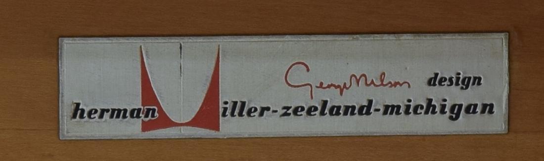 GEO. NELSON FOR HERMAN MILLER FULL SIZE HEADBOARD - 3