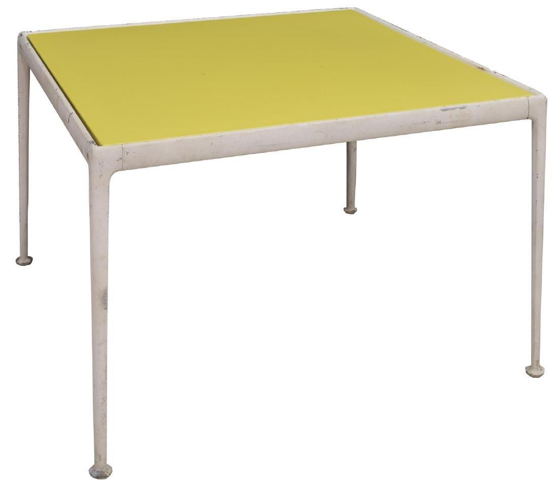 MID-CENTURY MODERN RICHARD SCHULTZ DINING TABLE