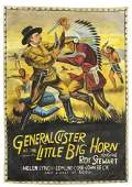 GENERAL CUSTER AT LITTLE BIG HORN MOVIE POSTER