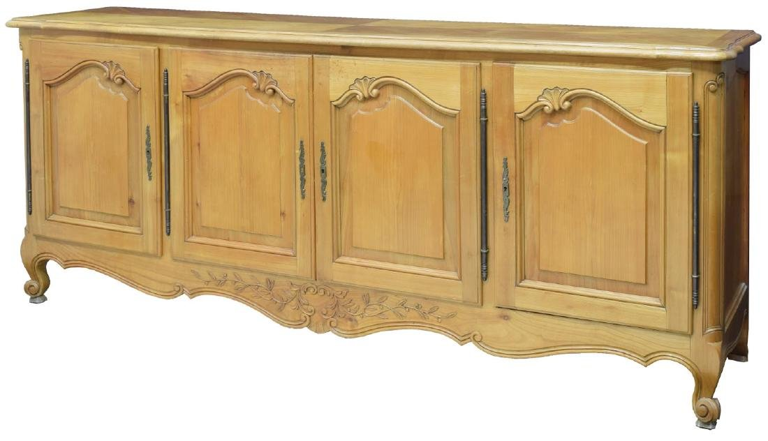 FRENCH LOUIS XV STYLE SIDEBOARD