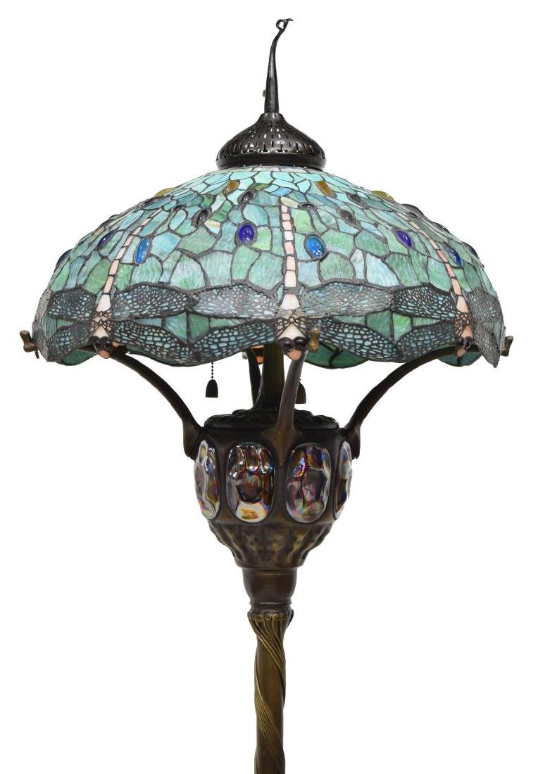 DRAGON FLY FLOOR LAMP