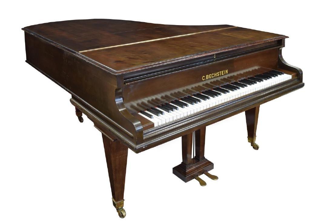 C. BECHSTEIN BERLIN, GERMANY GRAND PIANO