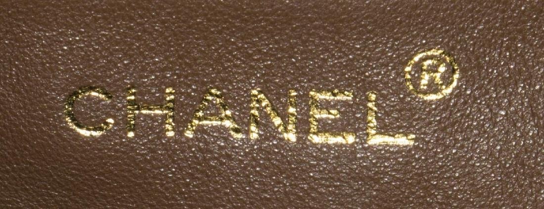 """CHANEL """"CAMERA"""" QUILTED LEATHER TASSEL BAG - 5"""