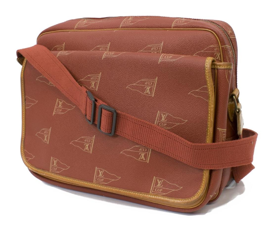 LOUIS VUITTON LIMITED AMERICA'S CUP MESSENGER BAG