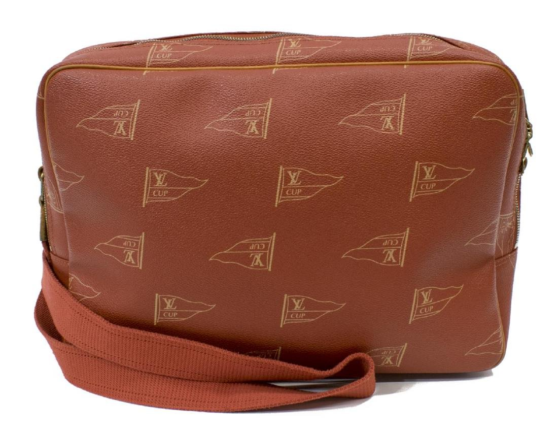 LOUIS VUITTON LIMITED AMERICA'S CUP MESSENGER BAG - 2