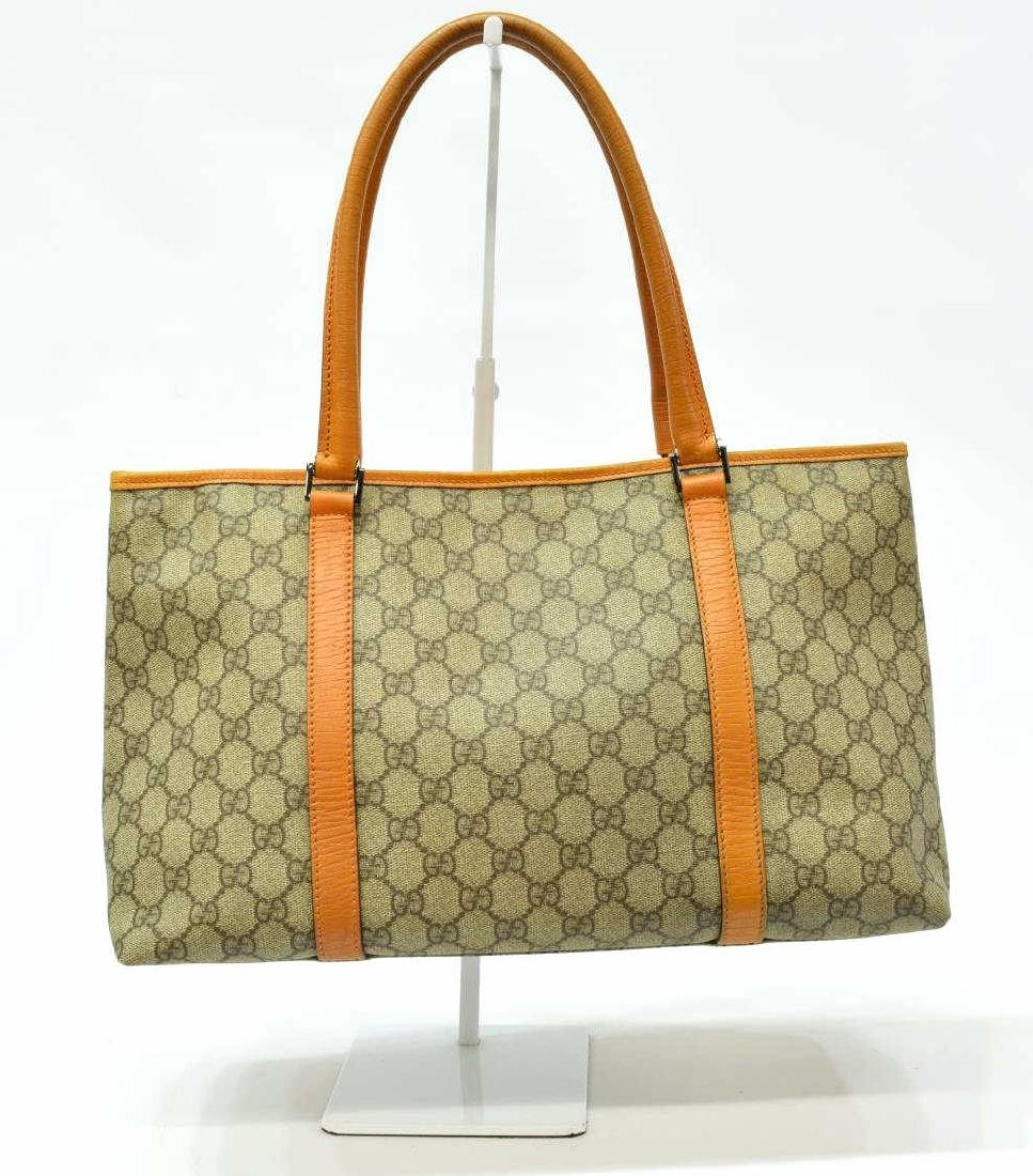 GUCCI 'JOY' GG SUPREME COATED CANVAS TOTE BAG - 2