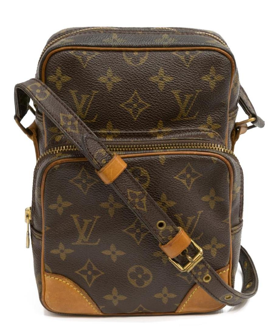 LOUIS VUITTON 'AMAZONE' MONOGRAM CROSS BODY BAG