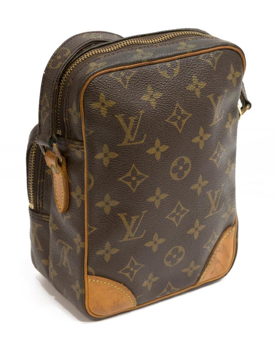 LOUIS VUITTON 'AMAZONE' MONOGRAM CROSS BODY BAG - 2