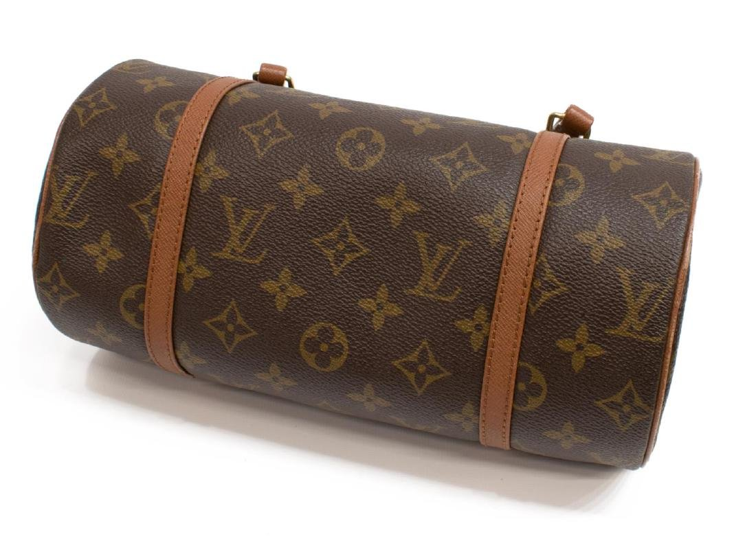 LOUIS VUITTON 'PAPILLON' MONOGRAM CANVAS HANDBAG - 3