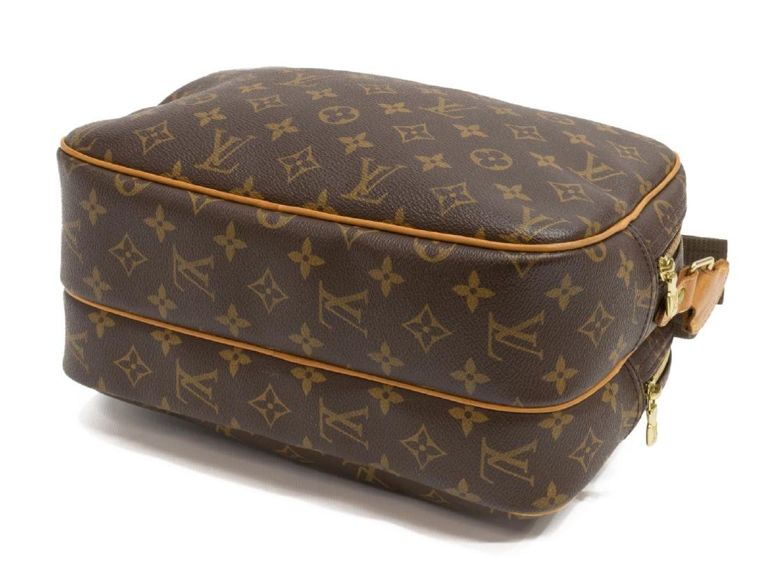 LOUIS VUITTON 'REPORTER' MONOGRAM CROSSBODY BAG - 3