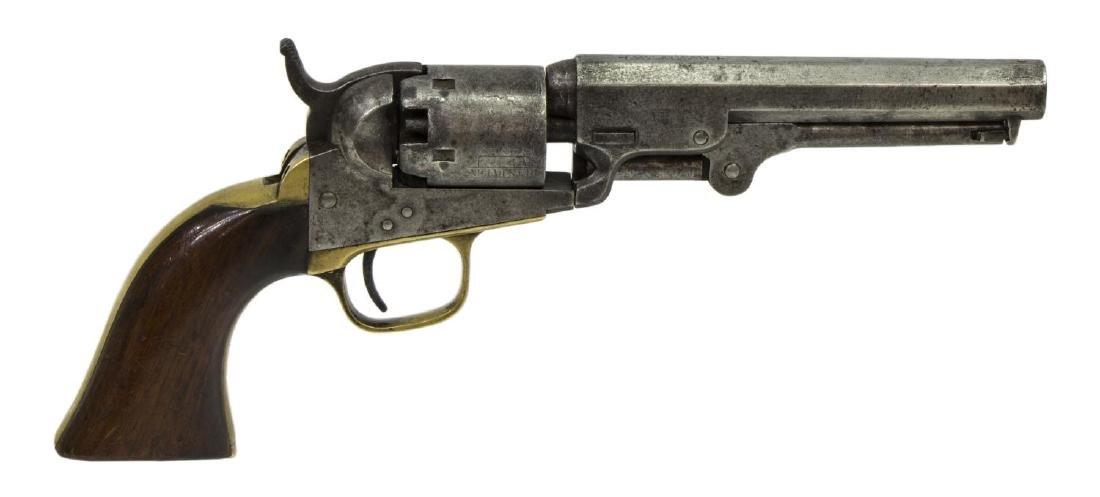 COLT 1849 POCKET REVOLVER, MFG 1860