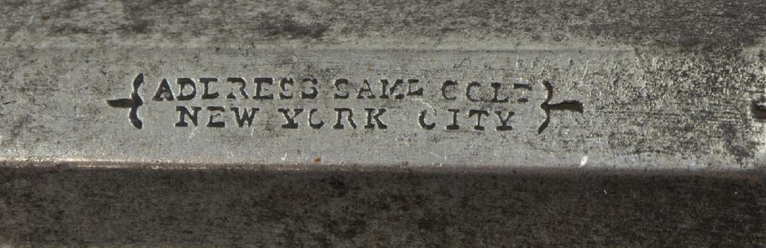 COLT 1849 POCKET REVOLVER, MFG 1860 - 4