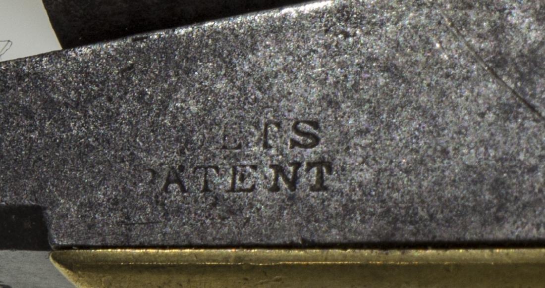 COLT 1849 POCKET REVOLVER, MFG 1860 - 7