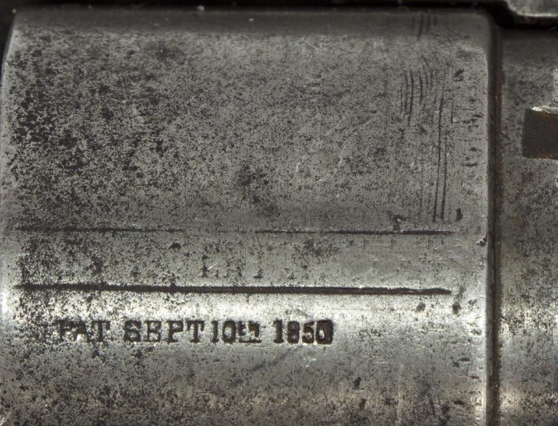 COLT ARMY MODEL 1860 REVOLVER, CIVIL WAR MADE 1862 - 4