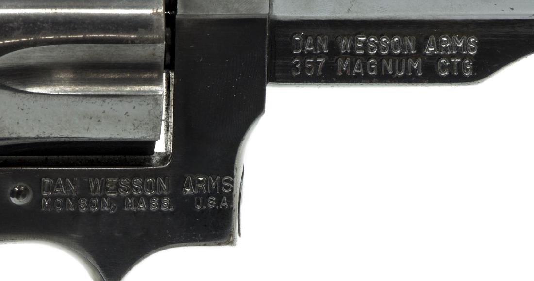 DAN WESSON MODEL 715 REVOLVER, .357 MAGNUM - 3