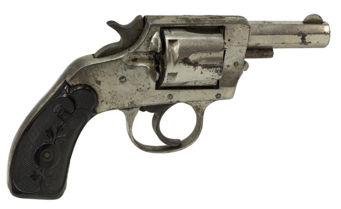 FOREHAND ARMS CO. .38 REVOLVER