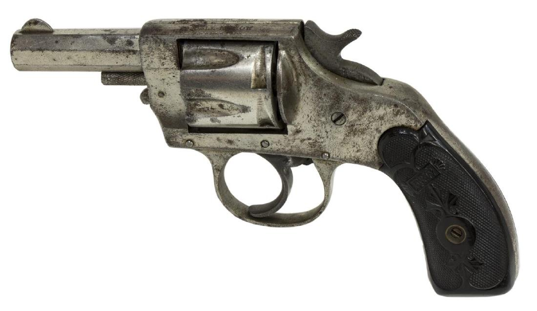 FOREHAND ARMS CO. .38 REVOLVER - 2