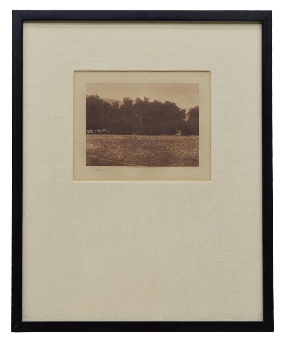 EDWARD S. CURTIS (D.1952) FRAMED PHOTOGRAVURE - 2