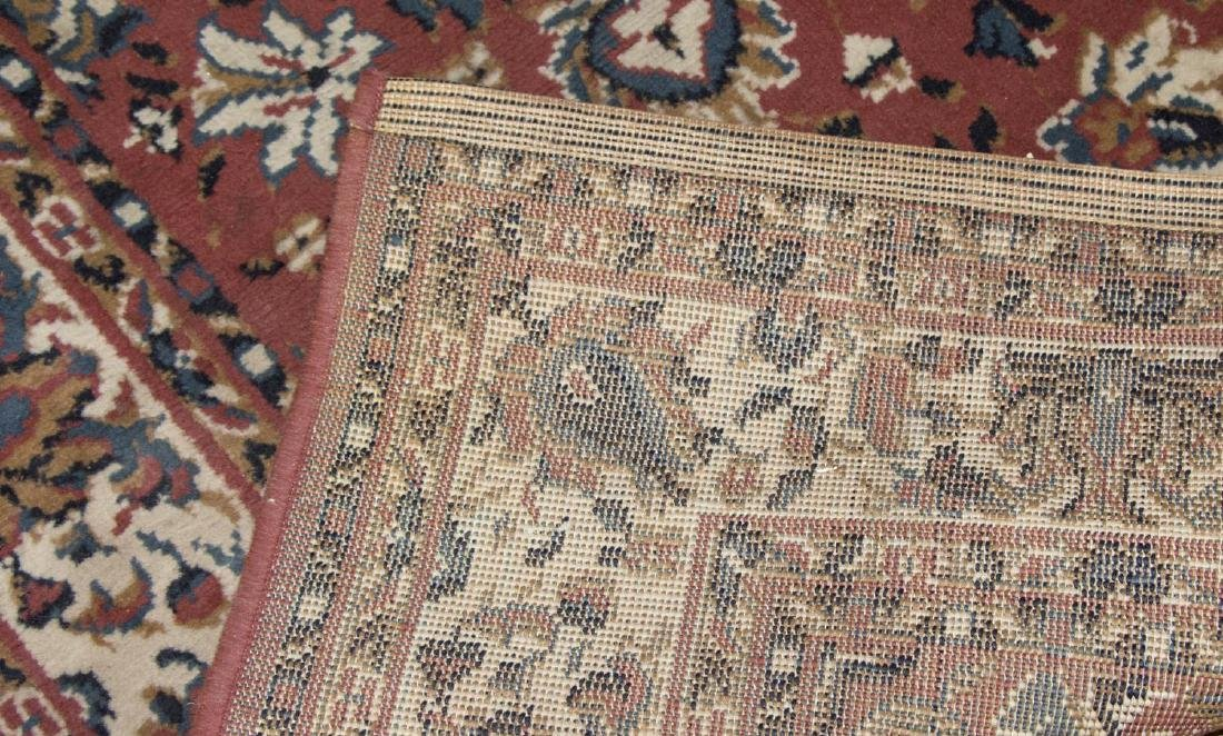 """PERSIAN STYLE RUG, 7'4"""" X 5'2"""" - 2"""