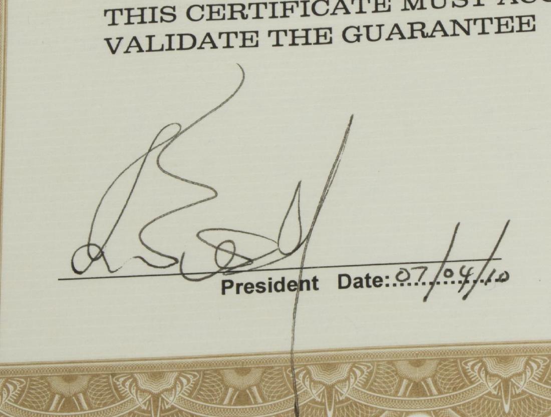 'BLADE' SCRIPT SIGNED BY WESLEY SNIPES, ETC. - 5
