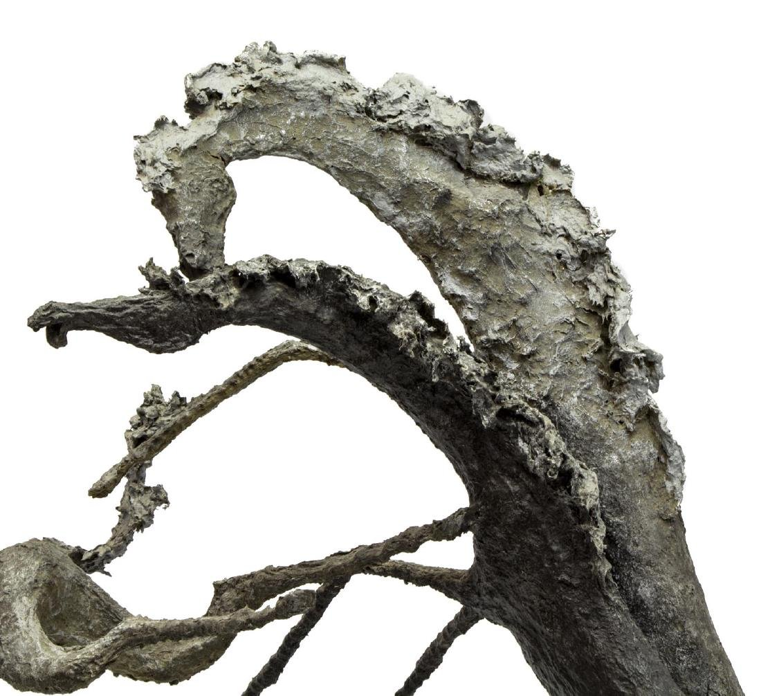 ABSTRACT HORSE SCULPTURE, AFTER GIOCOMETTI - 4