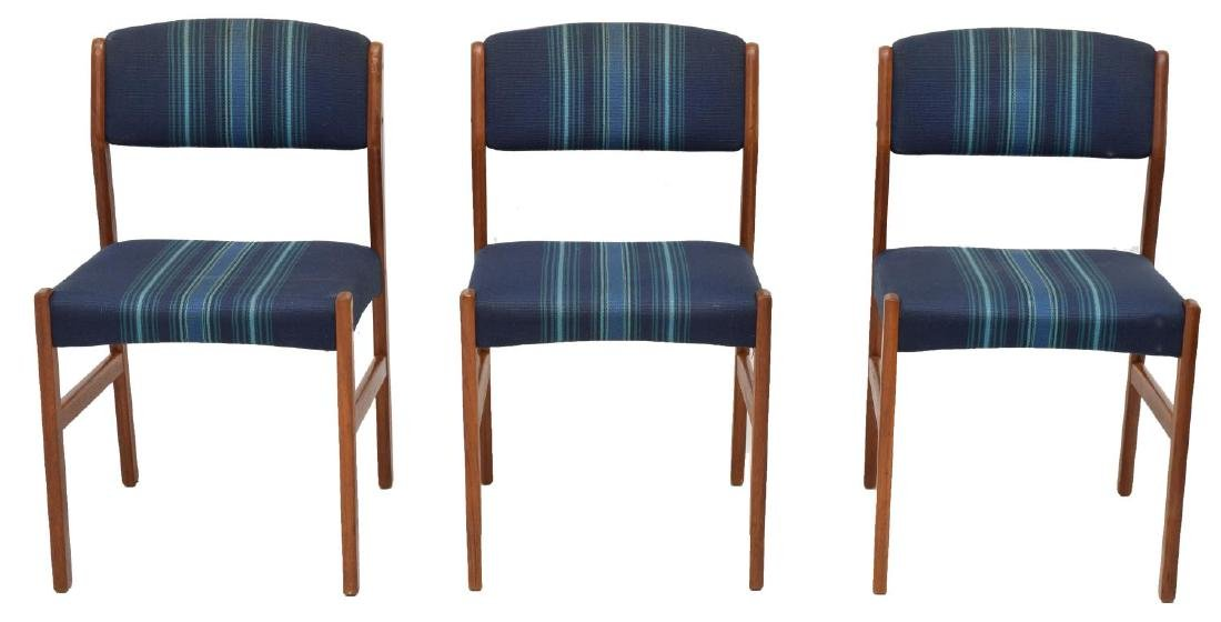 (6) DANISH MID-CENTURY MODERN DINING CHAIRS - 2