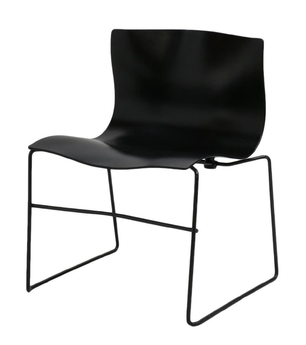 (4) VIGNELLI FOR KNOLL HANDKERCHIEF CHAIRS - 2