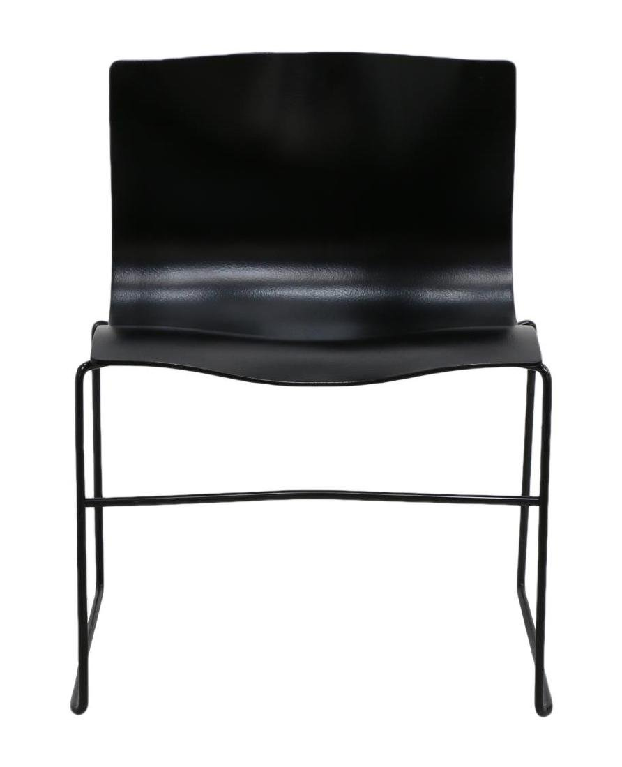 (4) VIGNELLI FOR KNOLL HANDKERCHIEF CHAIRS - 3