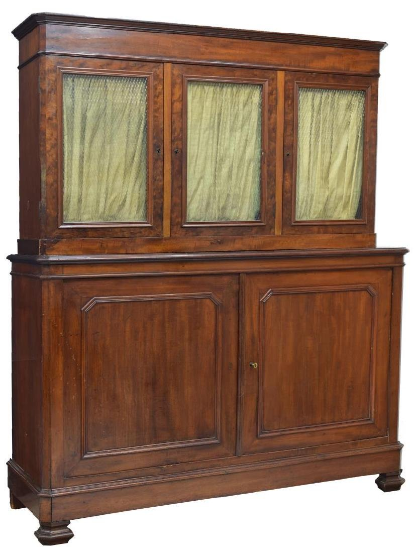 FRENCH LOUIS PHILIPPPE CABINET